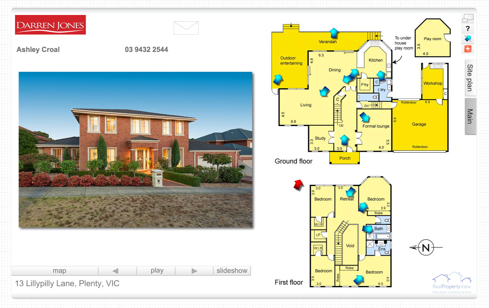 Planning portal interactive house 28 images for Interactive house plans